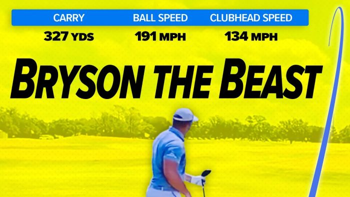 Bryson DeChambeau Swing Changes – Bryson talks Golf Swing!
