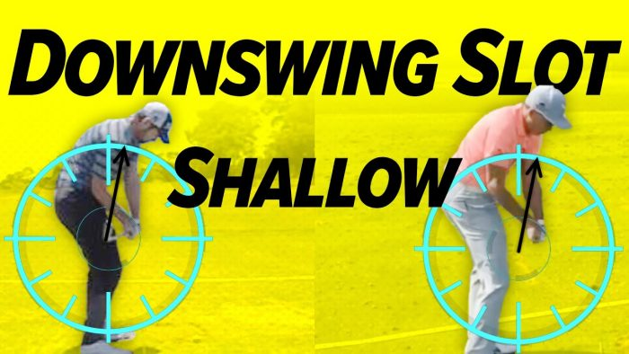 Shallow the Downswing! – THE NEW SWING! – DEEP to SHALLOW!