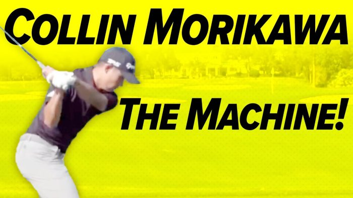 Collin Morikawa Swing – Worlds Best Irons – Build Your Swing! – Craig Hanson Golf