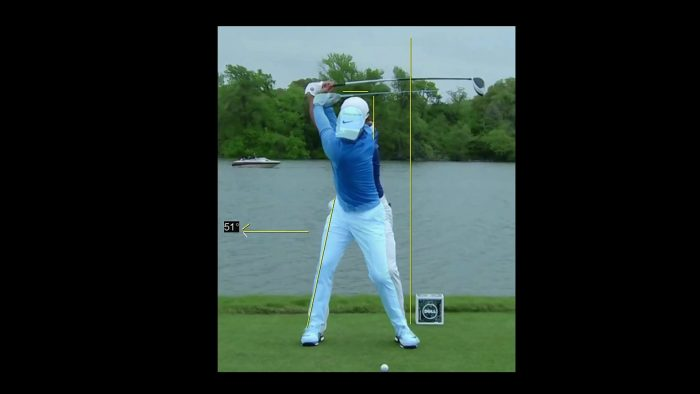 The Driver Swing! – Overlapping Video of Rory McIlroy – Jason Day! – Incredible!