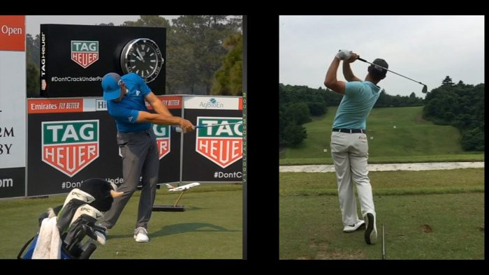 Shoulder Plane! – Tiger Woods – Sergio Garcia! How the Shoulders Really Move.