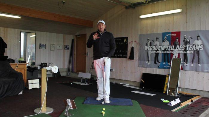 A Dynamic Hand Motion! Club Golfers Keep Working!