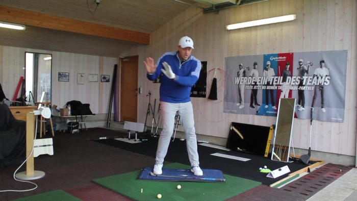 So How Do I Get Lateral Movement Into My Swing?