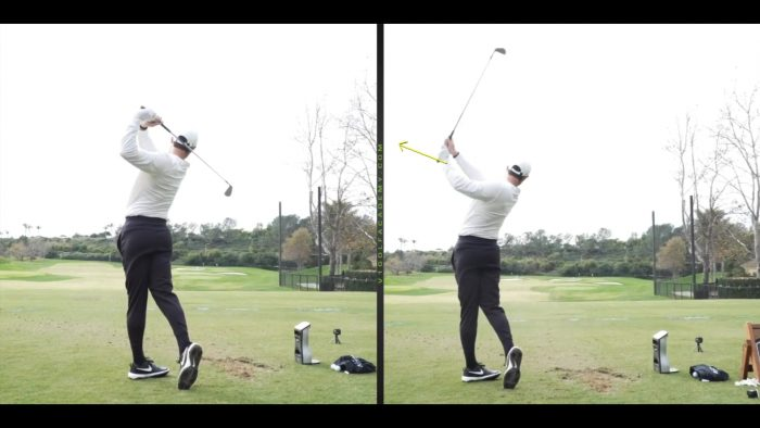 Rory Mcilroy Hitting Draws and Fades! – Watch the Hands!