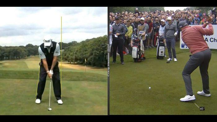 Lee Westwood Golf Swing – Amazing Moves!
