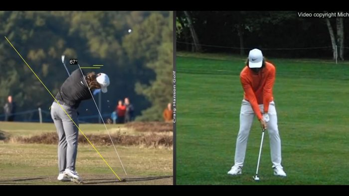 Tommy Fleetwood Golf Swing!