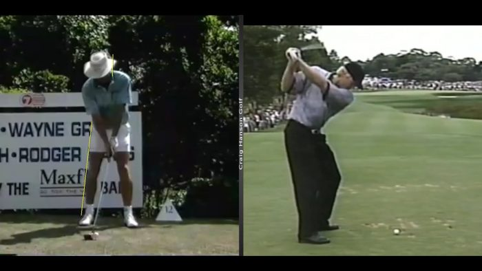 Greg Norman The Master Blaster!