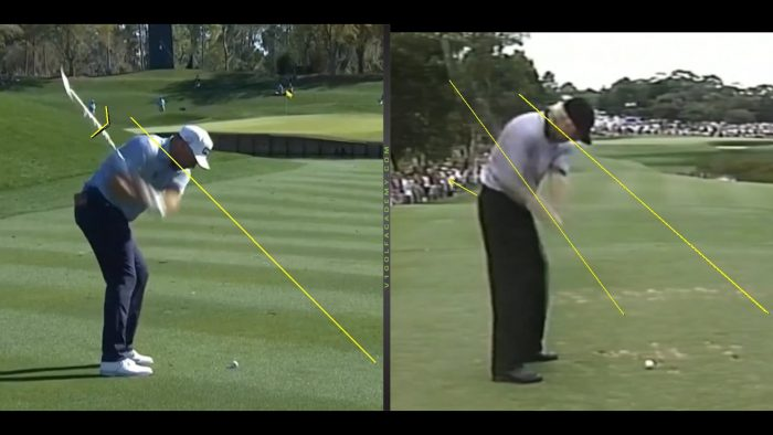 Lee Westwood + Greg Norman an Easier Way to Swing!