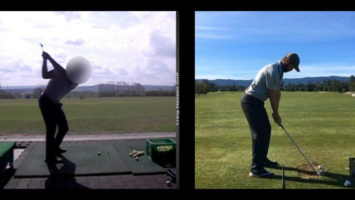 The Club Golfer's Nightmare!