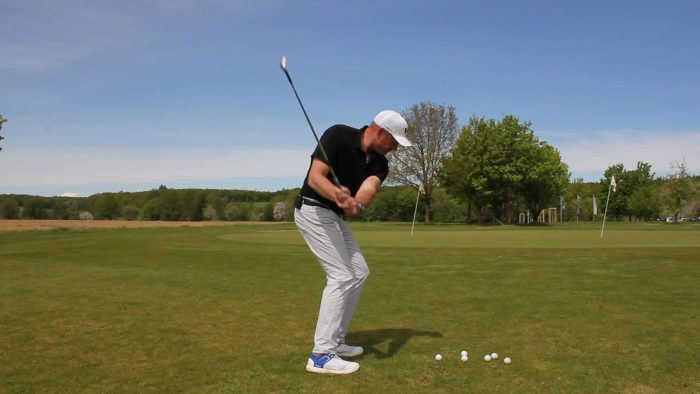 The Backswing Feels and Technique!