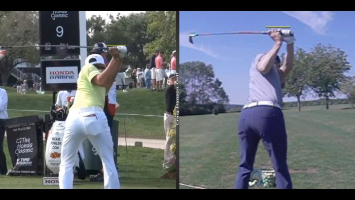 The Perfect Downswing Move!