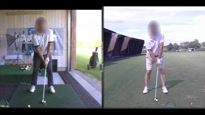 Club Golfer Transformation!